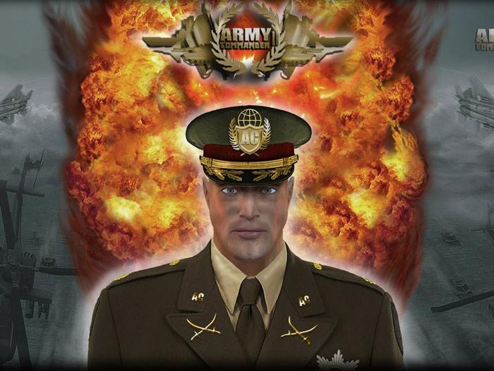 Jocuri online gratis - Army Comander II