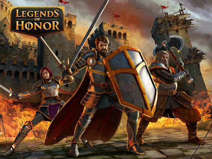 Jocuri online gratis - Legends Of Honor