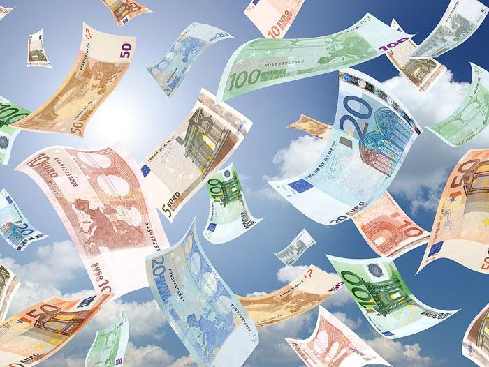bani câștigați în ciuda)