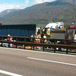 Șofer român de 40 de ani decedat în Italia în urma unui accident grav pe A22.