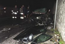Roma, accident via Appia. Arestat un român sub influența băuturilor alcoolice