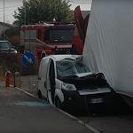 Bergamo, accident grav cu un tir condus de un român. Un mort și un rănit.