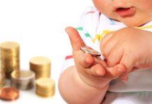 """""""Bonus bebè"""" - bani oferiți de statul italianpentru copiii născuți după 1 Ianuarie, 2015"""
