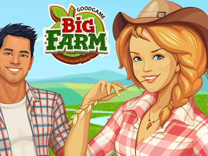 Jocuri online gratis - Goodgame Big Farm