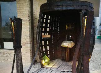 Abruzzo, inaugurată prima fântână cu vin gratis din lume deschisă non-stop.