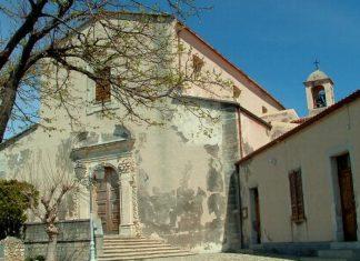 Jaf consistent cu autor român într-o biserică din Cosenza