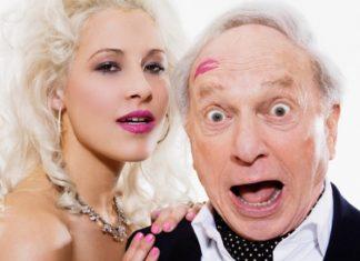 Căsătorie cu peripeții! Când descoperi că soțul, care are 44 de ani mai mult decât tine, este de fapt bunicul tău.