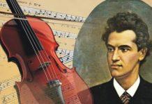 """Ciprian Porumbescu-""""Balada cântecului românesc""""! 163 de ani de la naștere."""