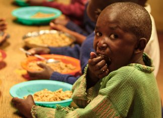 Ziua Mondială a Alimentației - Africa, locul unde se moare de foame!
