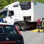 Caserta – tânăr român lovit de un camion, decedat în drum spre spital.