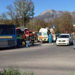 Luccca – româncă, mamă a 2 copii, zdrobită de un autobuz. A decedat pe loc.