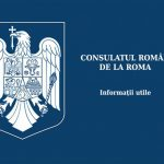 Consulatul Român de la Roma – nou serviciu de programări online disponibil.