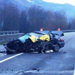 Brescia – accident tragic pe Strada Statală 24. Un român și-a pierdut viața și doi italieni răniți.