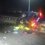Alessandria – șofer român de 44 de ani decedat în urma unui accident pe SP 211.