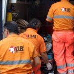 Cesena – muncitor român de 46 de ani accidentat grav la locul de muncă.
