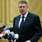 Declarația Președintelui României, Klaus Iohannis, cu privire la Alegerile Parlamentare din 2016.