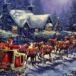 """Poezia zilei: """"Mâine e Crăciun"""" – Andrei Tudora."""