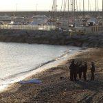 Genova – femeie româncă găsită moartă pe plaja din Arenzano. Se presupune sinucidere.