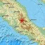 Cutremure puternice în Italia, în această dimineață, cu magnitudinea între 4,0 și 5,7 grade pe scara Richter.