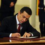 Parlamentul României a acordat votul de investitură Guvernului Grindeanu