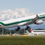 Compania aeriană Alitalia renunță la cursa București-Roma din februarie și părăsește România