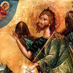 """Sfântul Ioan Botezătorul, glasul celui ce striga din pustie """"Pocăiți-vă!"""""""