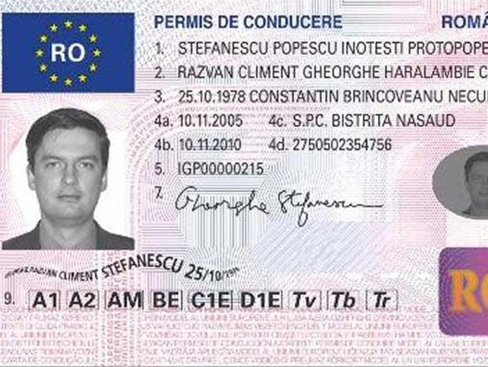 permis de conducere durata reabilitării după operație varicoză