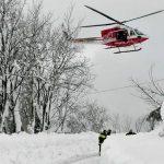 """""""Sunt numeroși morți"""" – hotelul Rigopiano din Farindola, lovit de o avalanșă în urma cutremurelor de ieri."""