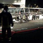 Verona – 16 adolescenți de cetățenie maghiară morți într-un accident pe autostrada A4.