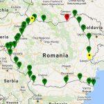 Aplicația care îți arată cât timp ai de așteptat în punctele de trecere a frontierei românești