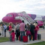 Două zboruri Wizz Air pentru și din Italia au fost anulate din cauza impactului avionului cu o pasăre