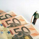 Pensia minimă garantată în Italia va putea ajunge în anumite condiții până la 1.000 de euro pe lună