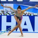 Alex Agiurgiuculese – talent românesc al gimnasticei ritmice va reprezenta Italia la Campionatele mondiale de la Pesaro
